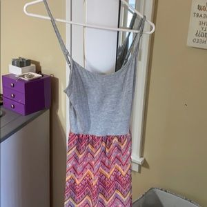 Forever 21 maxi dress. Knit top